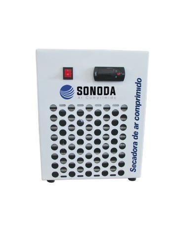 Secadora de ar comprimido SA20