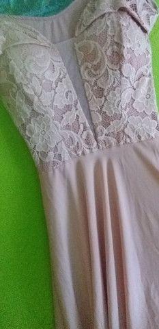 Vestido de festa/ madrinha/ formatura  - Foto 6