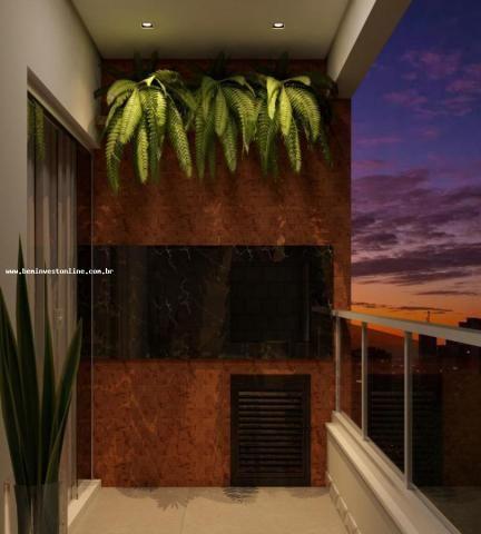 Apartamento para Venda em Blumenau, Fortaleza, 2 dormitórios, 1 suíte, 2 banheiros, 1 vaga - Foto 14