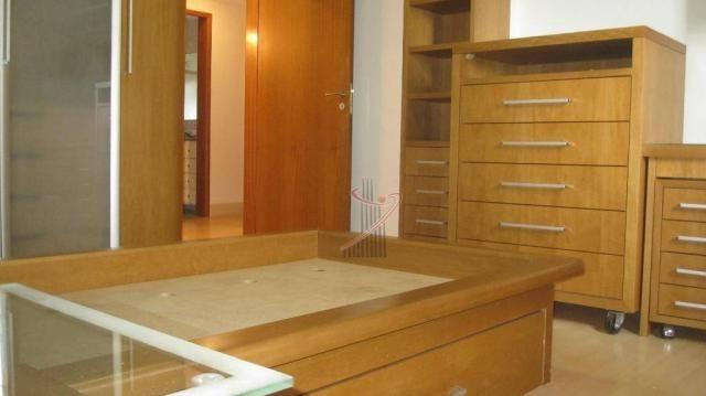 Apartamento com 4 dormitórios para alugar, 192 m² por R$ 3.300,00/mês - Edifício Maison Cl - Foto 8