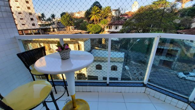 Apartamento 1 quarto c/ garagem no Centro de Guarapari - Foto 2