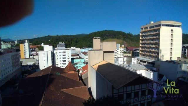 Aconchegante apartamento no Edifício Edelweise no Centro - Foto 10