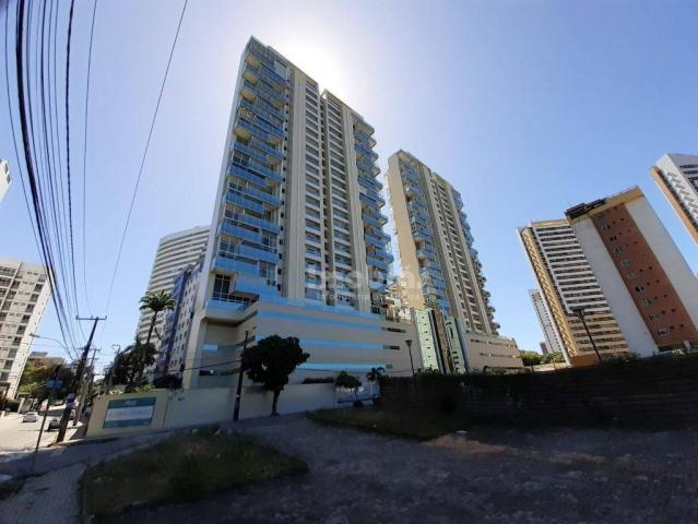 Absoluto Cocó, Apartamento com 3 dormitórios à venda, 158 m² por R$ 1.450.000 - Cocó - For - Foto 4