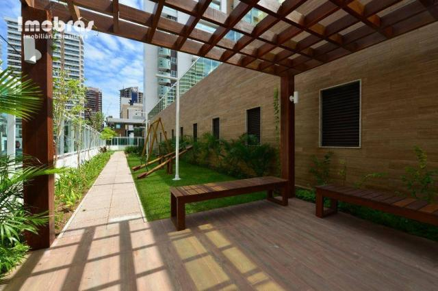 Contemporâneo, apartamento com 3 dormitórios à venda, 144 m² por R$ 1.420.000 - Aldeota -  - Foto 5