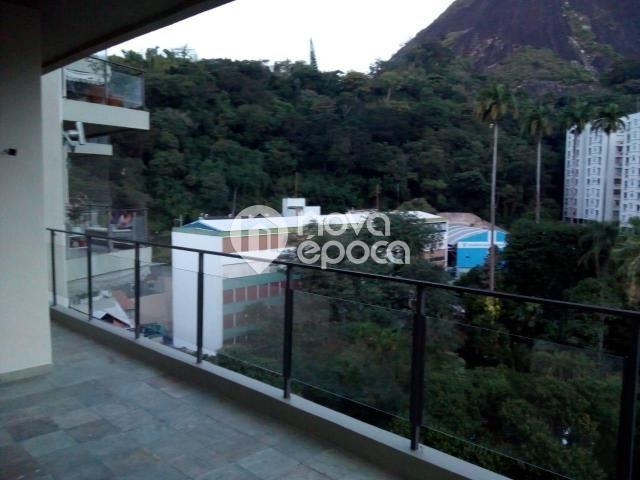 Apartamento à venda com 1 dormitórios em Cosme velho, Rio de janeiro cod:BO1AP47043 - Foto 4