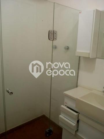 Apartamento à venda com 1 dormitórios em Cosme velho, Rio de janeiro cod:BO1AP47043 - Foto 11