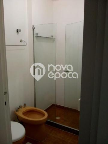 Apartamento à venda com 1 dormitórios em Cosme velho, Rio de janeiro cod:BO1AP47043 - Foto 10