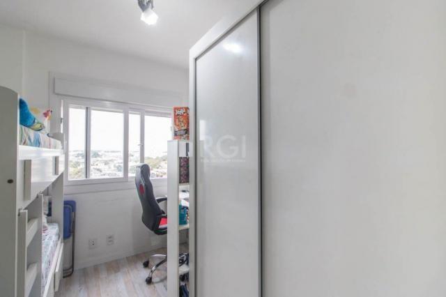 Apartamento à venda com 2 dormitórios em São sebastião, Porto alegre cod:EL56356639 - Foto 9