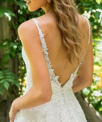 Vestido de Noiva Novo - Foto 2
