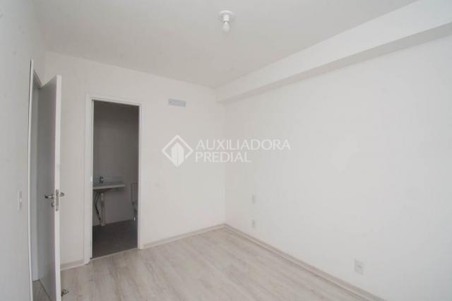 Apartamento para alugar com 1 dormitórios em Jardim do salso, Porto alegre cod:307116 - Foto 17