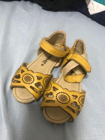 Sandálias para bebê - Foto 2