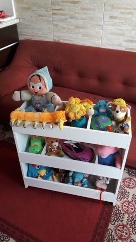 Organizadores de brinquedos novos!! - Foto 2