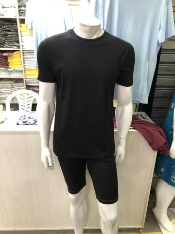 T-shirt Basica 10 reais atacado Fio 30 - Foto 4