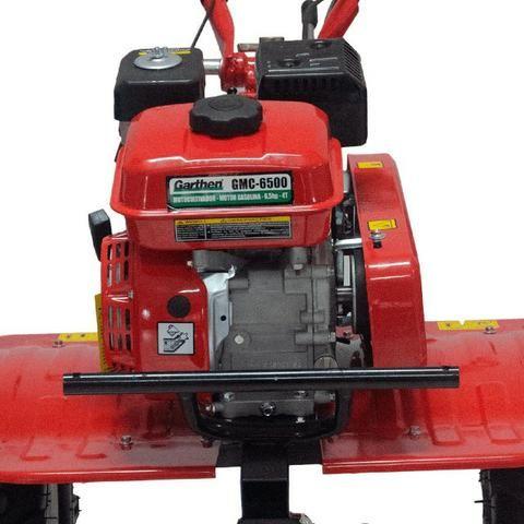 Micro Trator Motocultivador Gmc 6500 Garthen 6,5hp Promoção - Foto 2