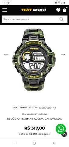 Relógio Mormaii - Foto 2