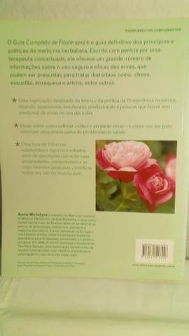 Livro sobre Fitoterapia - Foto 2