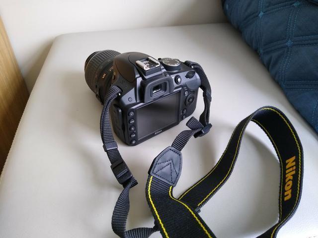 Nikon D3200 +flash circular - Foto 3