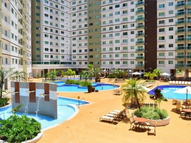 Riviera Park Apartamento com 01 Quarto Setor Turista I, em Caldas Novas GO - Foto 7