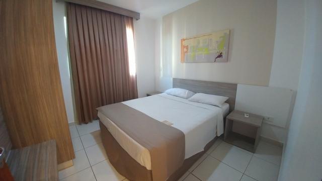 Riviera Park Apartamento com 01 Quarto Setor Turista I, em Caldas Novas GO - Foto 16