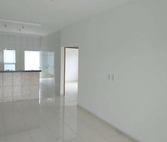 Casa 3 Quartos, 2Banheiros, Sala, Cozinha, área de serviço e 3 Vagas para Garagens - Foto 6