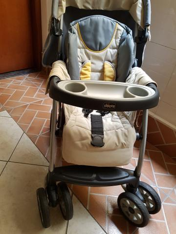 Trio Carrinho Bebê Chicco