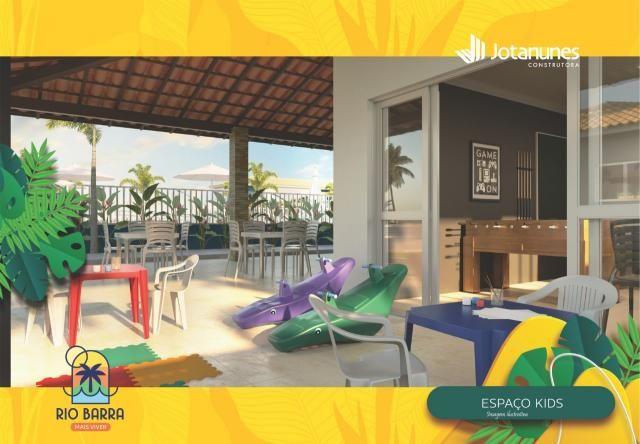 Apartamento à venda, Barra dos Coqueiros Rio Barra Jotanunes * 2-4 - Foto 3