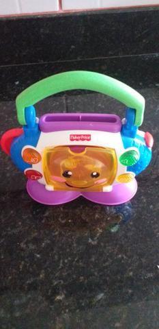 Brinquedo frisher