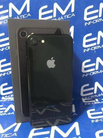 Apple IPhone 8 64GB Preto - Seminovo - Com Garantia - loja Niterói