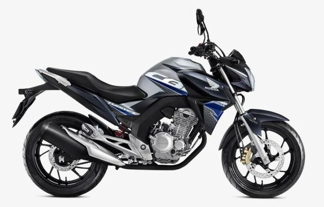 Honda CB 250 Twister 2020