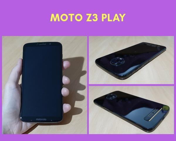 Smartphone Moto Z3 Play