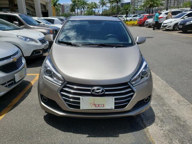 Hyundai Hb20S 1.6, 2016/16, Premium, automático