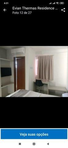 Apartamento evian thermas residence - Foto 8
