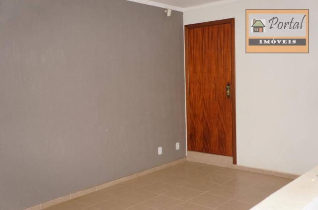 Chácara com 2 dormitórios para alugar, 250 m² por R$ 2.600/mês - Gramado Santa Rita - Camp - Foto 9