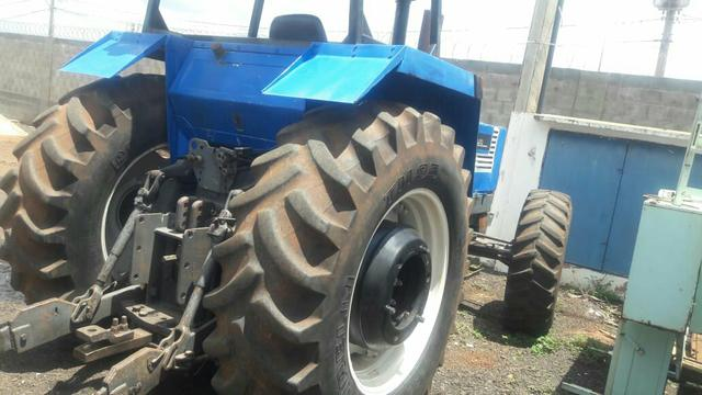 Trator new holland 8830 - Foto 3