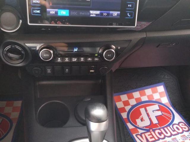 Hilux CD SRV 4x4 2.8 TDI Diesel Aut. - Foto 9