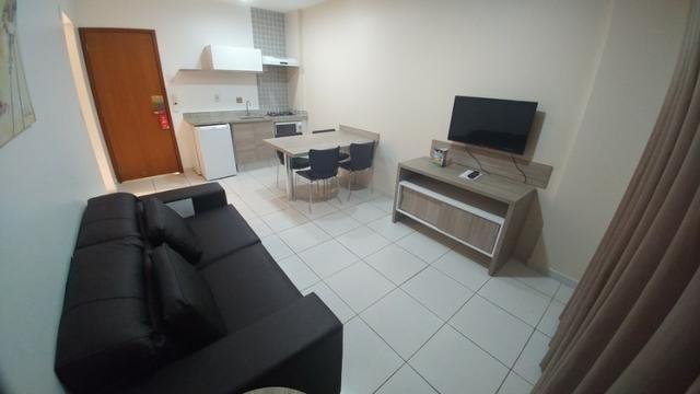 Riviera Park Apartamento com 01 Quarto Setor Turista I, em Caldas Novas GO - Foto 15
