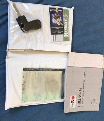 Nissan Frontier S 4X2 Turbo Diesel 2014 Manual - Foto 11