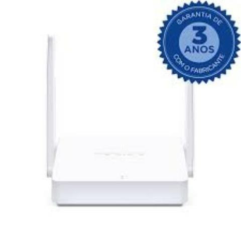Roteador Wireless 300mbps Mercusys C/2-antenas Ipv6 - Foto 3