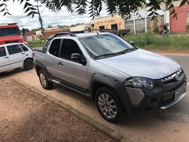 Pick-up Strada 1.8 3 portas 13/14 Araguaína - Foto 4