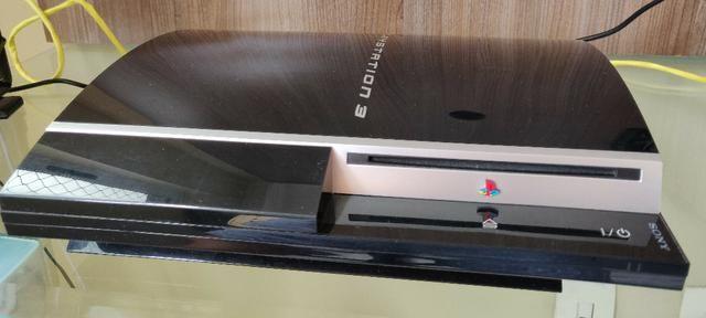 Playstation 3 - PS3 *Desbloqueado - Foto 2