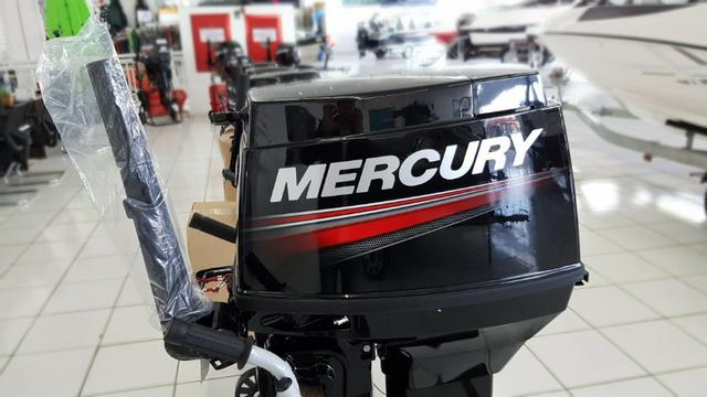 Motor 30 Hp Mercury 0km - Foto 3