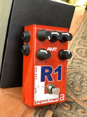 AMT Legend Amps Series R1 - Mesa Boogie - Foto 3