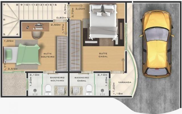 Casa - ANDRADE ARAUJO - R$ 179.000,00 - Foto 5