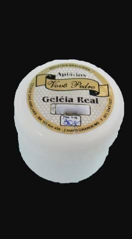 Mel, extrato de própolis, pólen, geleia real - Foto 3