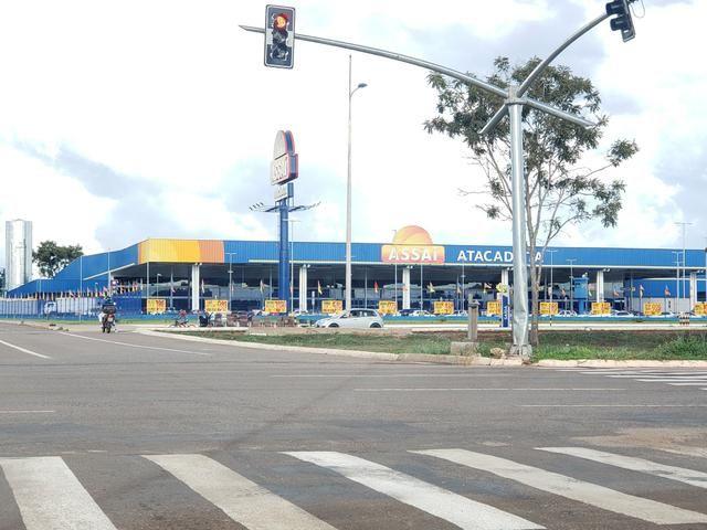 Terrenos parcelados próximo as faculdades ulbra e católica e supermercado assaí - Foto 2