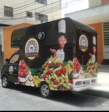 Food truck hr kia bongo - Foto 2