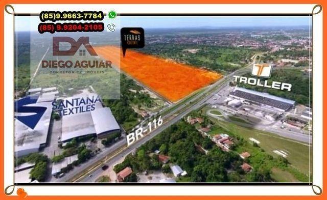 Loteamento em Horizonte as Margens da BR 116 a 30 minutos de Fortaleza - Foto 2