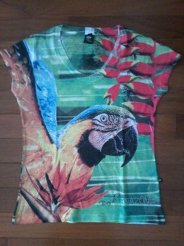 Camiseta Amazônia