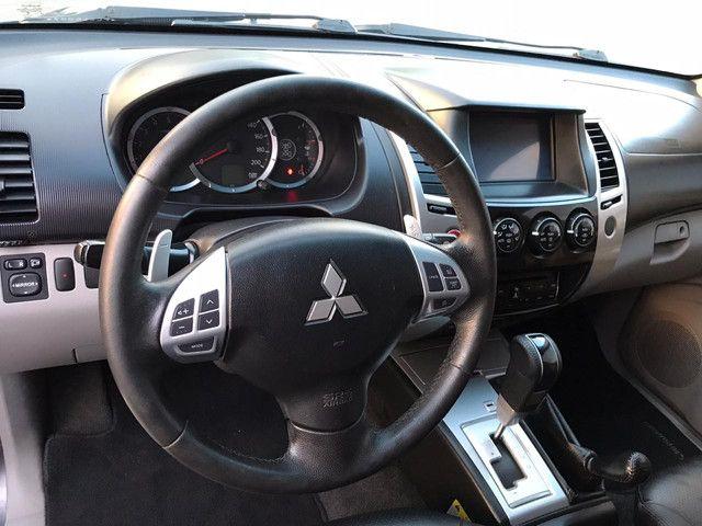 Mitsubishi Pajero Dakar Diesel 4x4 AUT 7 - 2015 - Foto 6