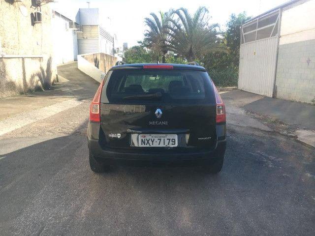 Renault Megane Grand Tour Dynam. Hi-Flex 1.6 16V - Foto 15